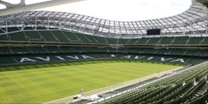 Aviva Stadium Dublin Ireland